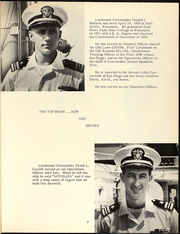 Page 11, 1963 Edition, John Bole (DD 755) - Naval Cruise Book online yearbook collection
