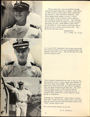 Page 12, 1963 Edition, John Bole (DD 755) - Naval Cruise Book online yearbook collection