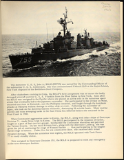 Page 5, 1963 Edition, John Bole (DD 755) - Naval Cruise Book online yearbook collection