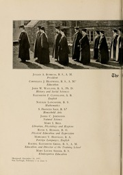 Page 14, 1918 Edition, James Madison University - Bluestone Schoolmaam Yearbook (Harrisonburg, VA) online yearbook collection