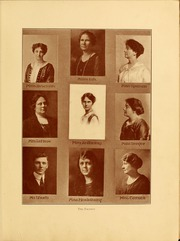 Page 17, 1923 Edition, James Madison University - Bluestone Schoolmaam Yearbook (Harrisonburg, VA) online yearbook collection