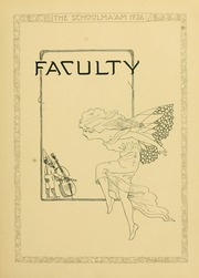 Page 13, 1926 Edition, James Madison University - Bluestone Schoolmaam Yearbook (Harrisonburg, VA) online yearbook collection