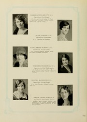 Page 36, 1929 Edition, James Madison University - Bluestone Schoolmaam Yearbook (Harrisonburg, VA) online yearbook collection