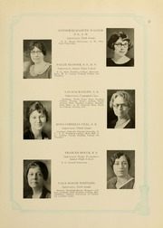 Page 37, 1929 Edition, James Madison University - Bluestone Schoolmaam Yearbook (Harrisonburg, VA) online yearbook collection