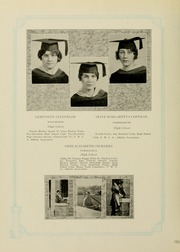 Page 48, 1929 Edition, James Madison University - Bluestone Schoolmaam Yearbook (Harrisonburg, VA) online yearbook collection