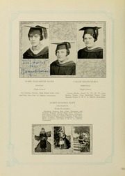 Page 50, 1929 Edition, James Madison University - Bluestone Schoolmaam Yearbook (Harrisonburg, VA) online yearbook collection
