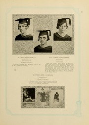Page 51, 1929 Edition, James Madison University - Bluestone Schoolmaam Yearbook (Harrisonburg, VA) online yearbook collection