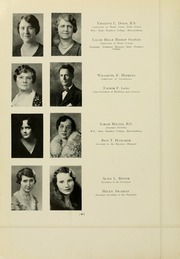 Page 50, 1933 Edition, James Madison University - Bluestone Schoolmaam Yearbook (Harrisonburg, VA) online yearbook collection