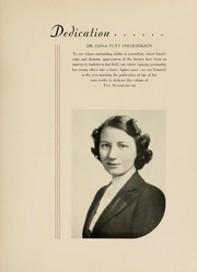 Page 11, 1938 Edition, James Madison University - Bluestone Schoolmaam Yearbook (Harrisonburg, VA) online yearbook collection