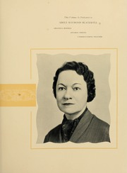 Page 9, 1939 Edition, James Madison University - Bluestone Schoolmaam Yearbook (Harrisonburg, VA) online yearbook collection