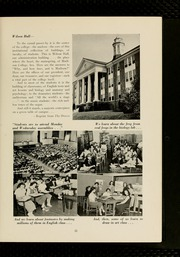 Page 15, 1949 Edition, James Madison University - Bluestone Schoolmaam Yearbook (Harrisonburg, VA) online yearbook collection
