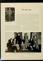 Page 14, 1951 Edition, James Madison University - Bluestone Schoolmaam Yearbook (Harrisonburg, VA) online yearbook collection
