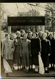 Page 6, 1951 Edition, James Madison University - Bluestone Schoolmaam Yearbook (Harrisonburg, VA) online yearbook collection