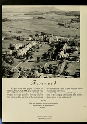 Page 8, 1951 Edition, James Madison University - Bluestone Schoolmaam Yearbook (Harrisonburg, VA) online yearbook collection