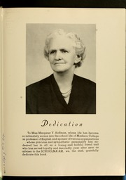 Page 9, 1951 Edition, James Madison University - Bluestone Schoolmaam Yearbook (Harrisonburg, VA) online yearbook collection