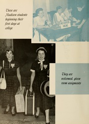 Page 6, 1956 Edition, James Madison University - Bluestone Schoolmaam Yearbook (Harrisonburg, VA) online yearbook collection