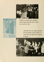 Page 8, 1956 Edition, James Madison University - Bluestone Schoolmaam Yearbook (Harrisonburg, VA) online yearbook collection