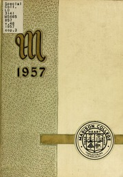 Page 1, 1957 Edition, James Madison University - Bluestone Schoolmaam Yearbook (Harrisonburg, VA) online yearbook collection
