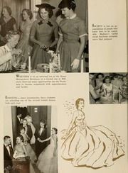 Page 12, 1957 Edition, James Madison University - Bluestone Schoolmaam Yearbook (Harrisonburg, VA) online yearbook collection