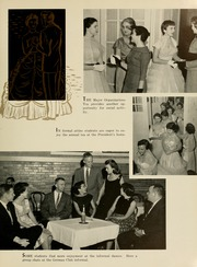 Page 13, 1957 Edition, James Madison University - Bluestone Schoolmaam Yearbook (Harrisonburg, VA) online yearbook collection