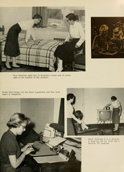 Page 17, 1957 Edition, James Madison University - Bluestone Schoolmaam Yearbook (Harrisonburg, VA) online yearbook collection