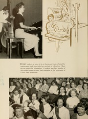 Page 8, 1957 Edition, James Madison University - Bluestone Schoolmaam Yearbook (Harrisonburg, VA) online yearbook collection