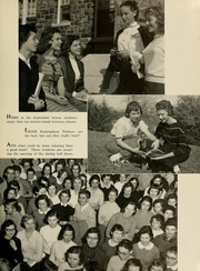 Page 9, 1957 Edition, James Madison University - Bluestone Schoolmaam Yearbook (Harrisonburg, VA) online yearbook collection