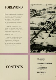 Page 14, 1958 Edition, James Madison University - Bluestone Schoolmaam Yearbook (Harrisonburg, VA) online yearbook collection
