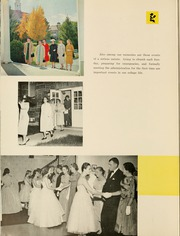 Page 12, 1960 Edition, James Madison University - Bluestone Schoolmaam Yearbook (Harrisonburg, VA) online yearbook collection