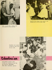 Page 7, 1960 Edition, James Madison University - Bluestone Schoolmaam Yearbook (Harrisonburg, VA) online yearbook collection