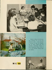 Page 8, 1960 Edition, James Madison University - Bluestone Schoolmaam Yearbook (Harrisonburg, VA) online yearbook collection