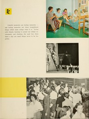 Page 9, 1960 Edition, James Madison University - Bluestone Schoolmaam Yearbook (Harrisonburg, VA) online yearbook collection