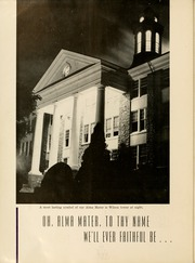 Page 6, 1961 Edition, James Madison University - Bluestone Schoolmaam Yearbook (Harrisonburg, VA) online yearbook collection