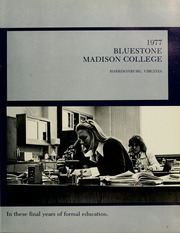 Page 7, 1977 Edition, James Madison University - Bluestone Schoolmaam Yearbook (Harrisonburg, VA) online yearbook collection