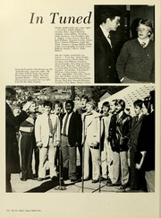 Page 216, 1982 Edition, James Madison University - Bluestone / Schoolmaam Yearbook (Harrisonburg, VA) online yearbook collection