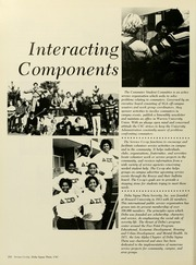 Page 222, 1982 Edition, James Madison University - Bluestone / Schoolmaam Yearbook (Harrisonburg, VA) online yearbook collection