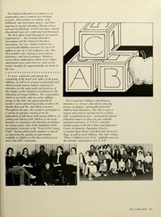 Page 249, 1982 Edition, James Madison University - Bluestone / Schoolmaam Yearbook (Harrisonburg, VA) online yearbook collection