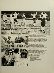 Page 15, 1983 Edition, James Madison University - Bluestone Schoolmaam Yearbook (Harrisonburg, VA) online yearbook collection