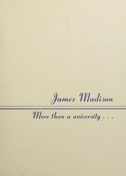 Page 3, 1987 Edition, James Madison University - Bluestone Schoolmaam Yearbook (Harrisonburg, VA) online yearbook collection
