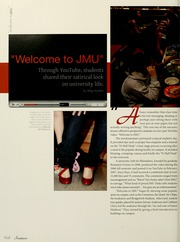 Page 152, 2008 Edition, James Madison University - Bluestone / Schoolmaam Yearbook (Harrisonburg, VA) online yearbook collection