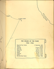 Page 4, 1966 Edition, John McCain (DL 3) - Naval Cruise Book online yearbook collection