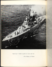 Page 7, 1966 Edition, John McCain (DL 3) - Naval Cruise Book online yearbook collection