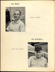 Page 10, 1966 Edition, John Thomason (DD 760) - Naval Cruise Book online yearbook collection