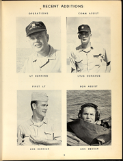 Page 11, 1966 Edition, John Thomason (DD 760) - Naval Cruise Book online yearbook collection