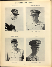 Page 12, 1966 Edition, John Thomason (DD 760) - Naval Cruise Book online yearbook collection