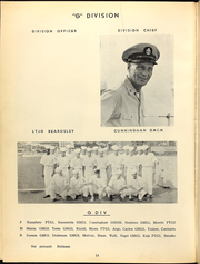 Page 16, 1966 Edition, John Thomason (DD 760) - Naval Cruise Book online yearbook collection