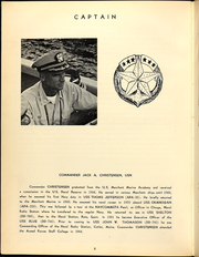 Page 8, 1966 Edition, John Thomason (DD 760) - Naval Cruise Book online yearbook collection