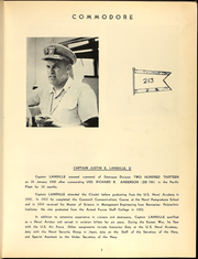 Page 9, 1966 Edition, John Thomason (DD 760) - Naval Cruise Book online yearbook collection