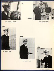 Page 10, 1960 Edition, Johnston (DD 821) - Naval Cruise Book online yearbook collection