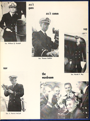 Page 11, 1960 Edition, Johnston (DD 821) - Naval Cruise Book online yearbook collection